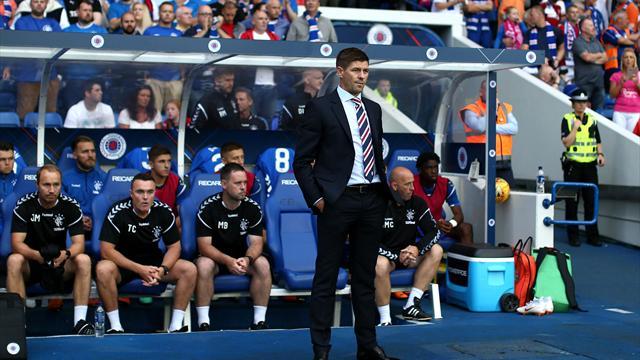 Les Rangers de Gerrard passent le 1er tour de qualification