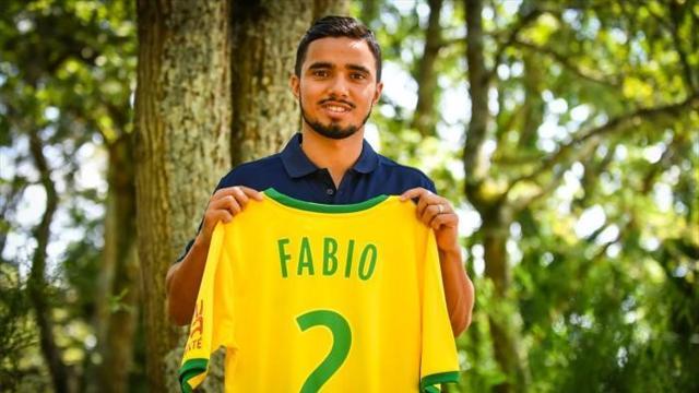 Ancien de MU et jumeau de Rafael, Fabio débarque à Nantes