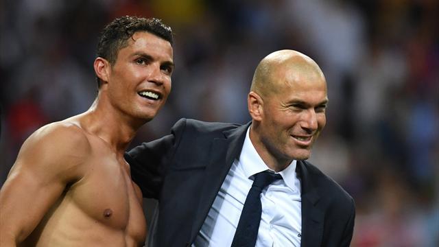 Zidane - Ronaldo, l'heure des retrouvailles à la Juve ?