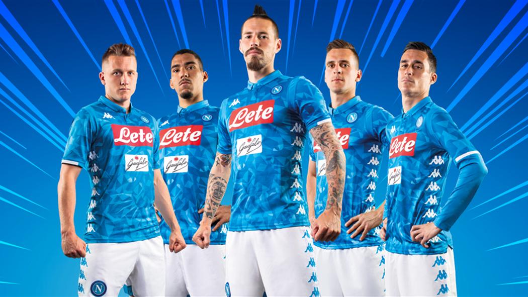 completo calcio Napoli nazionali