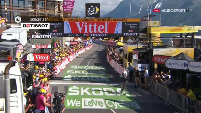 Tour de France 2018: Stage 11 highlights