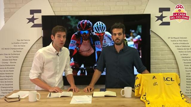 La Casa del Ciclismo (11ª etapa): La cruda realidad del Tour, atacas al Sky y te acaba aplastando