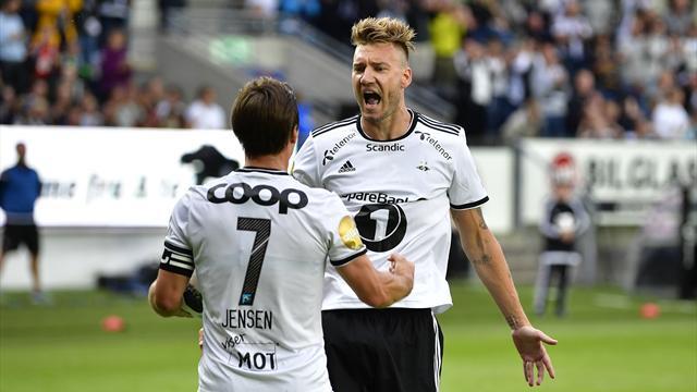 Highlights: Dobbelt op på Bendtner i trippelt straffesparks-drama!