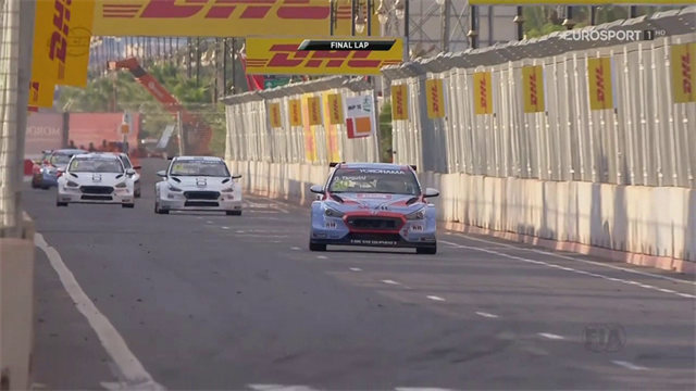 Marrakesh WTCR Race