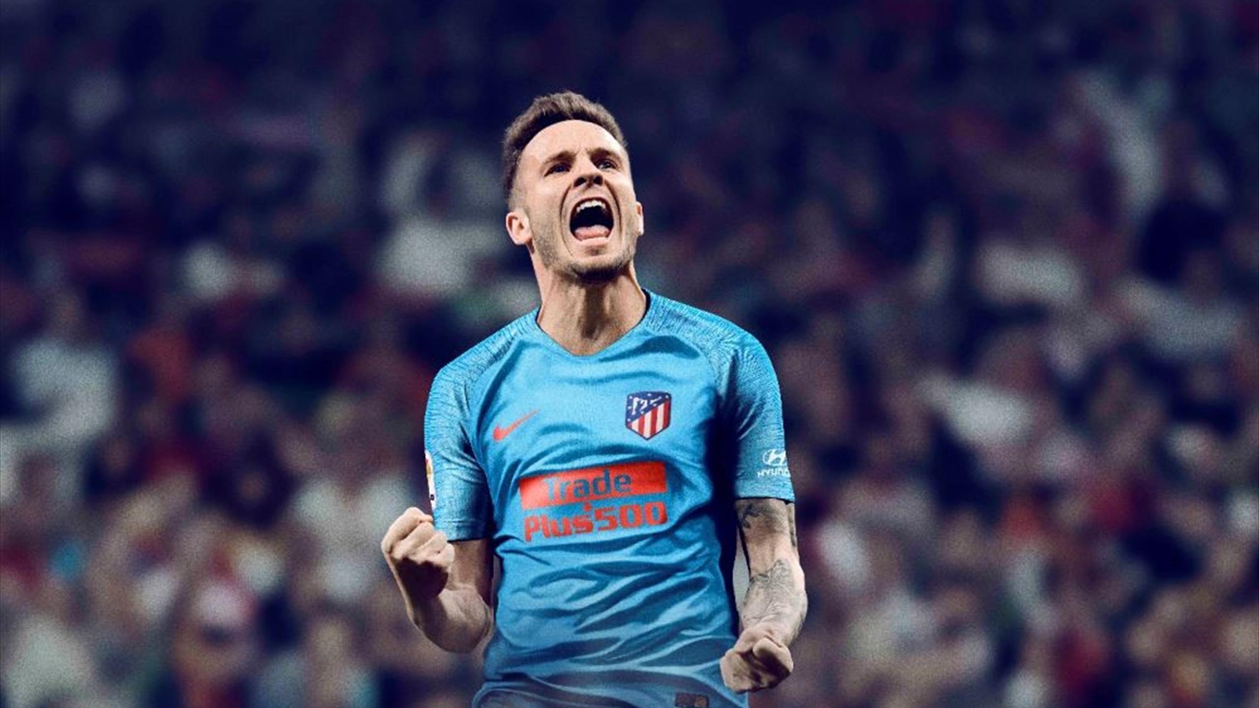 Camiseta Atlético de Madrid Gelson
