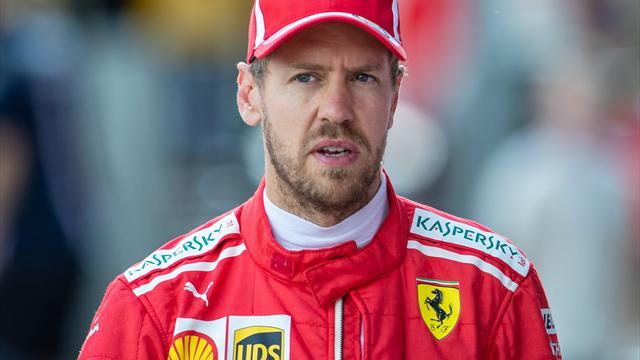 """""""Es wird sehr eng"""": Vettel Trainingsschnellster in Ungarn"""
