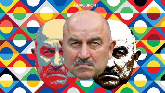 Черчесов считает матч Российская Федерация - Хорватия лучшим наЧМ