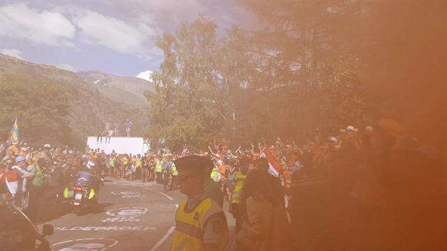 Felix on Tour: Alpe d'Huez - der Teufel steht am Höllentor