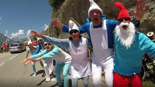Alpe d'Huez-Wahnsinn hautnah: Onboard am legendären Anstieg