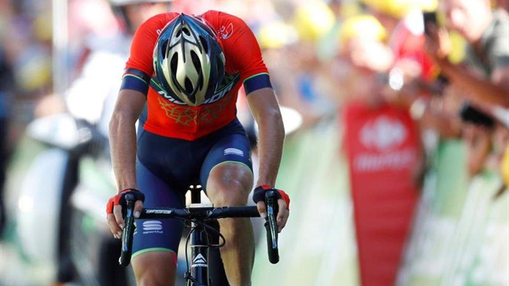 Nibali ya piensa en la Vuelta a España y en el Mundial de Innsbruck ...