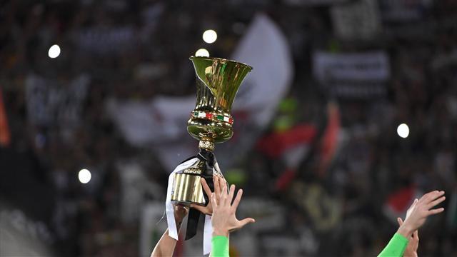 Coppa Italia 2018/19, sorteggiato il tabellone