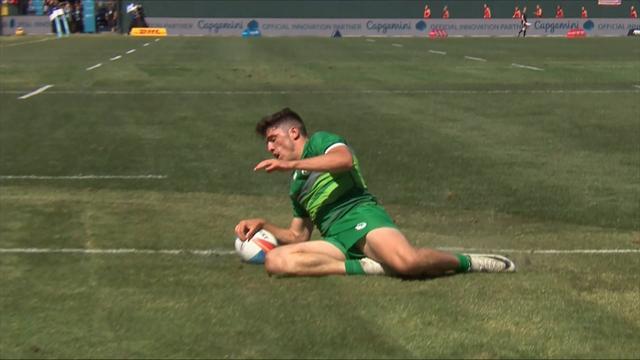 7er-Rugby-WM: Die Entscheidung! O'Brien sichert Irland-Sieg