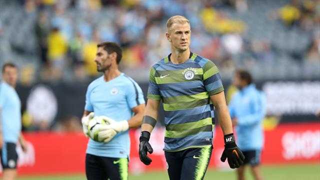 Guardiola: No doubting Hart's quality despite Dortmund defeat