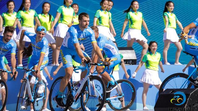 Jones: Aussie sprinter targets stage wins in Qinghai Lake debut