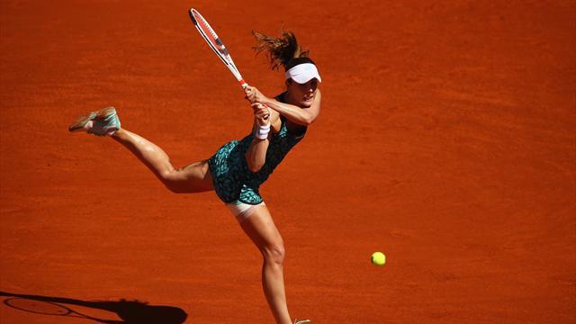 Cornet descend (déjà) de son nuage, Parmentier éliminée — WTA Moscou