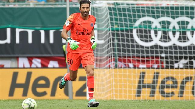 Buffon salva solo un Azzurro: