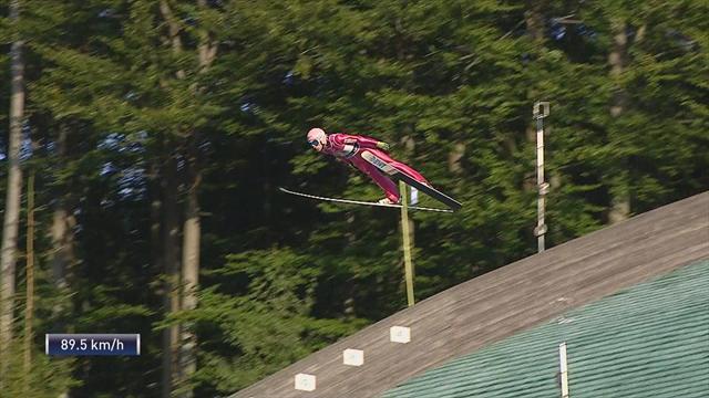 La Polonia domina il team event di salto con gli sci al Summer Grand Prix di Wisla