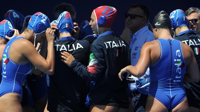 Pallanuoto, Italia-Canada 15-7: Setterosa in finale per l'oro contro l'Ungheria sabato