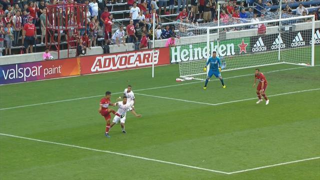 Кое-кто очень мелкий и шустрый опять забил в MLS