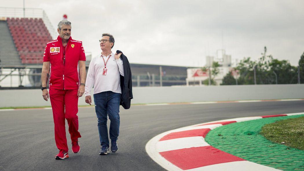 Louis Carey Camilleri nuovo ad della Ferrari  chi è l uomo che sostituirà  Marchionne - Formula 1 - Eurosport c5bb73b8192
