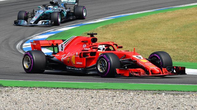 Vettel Schnellster im letzten Budapest-Training