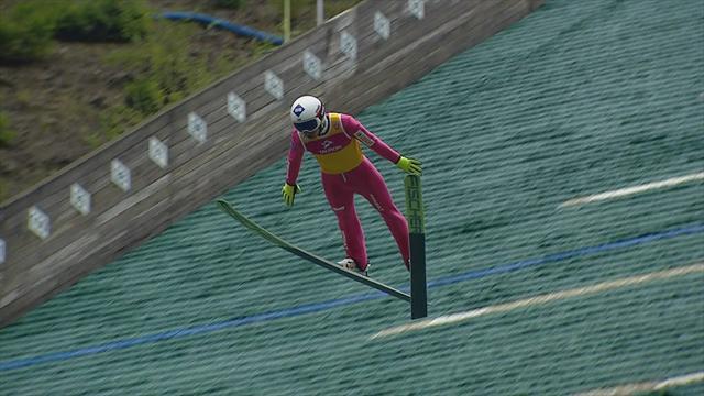 Stoch takes convincing win in Wisla