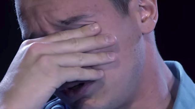 Thauvin fond en larmes en pleine interview en évoquant Mandanda