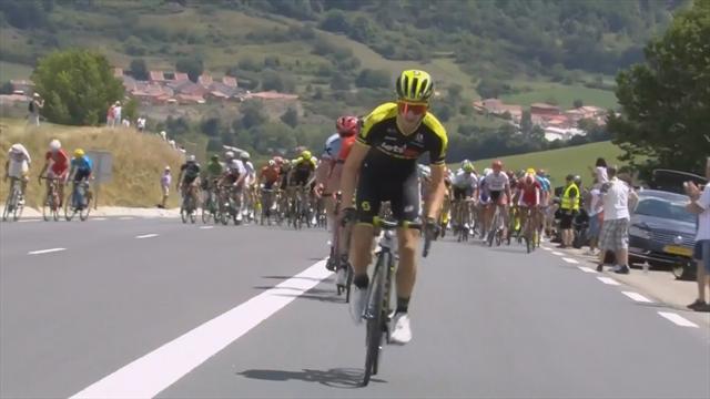 SKY-ryttter kastet ut av Tour de France – se hvorfor her