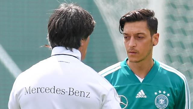 Ozil will no longer play for Germany whilst he has feeling of 'racism and disrespect'