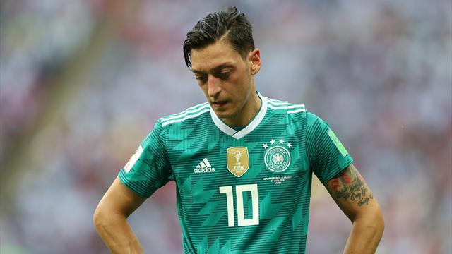 Özil victime d'attaques racistes : Le mea culpa du président de la fédération allemande