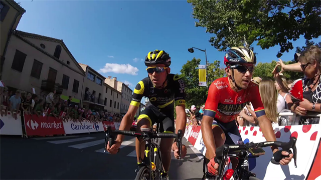 Tour de France: onboard review della tappa 15