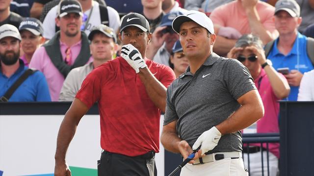 """Molinari: """"Tiger Woods se lo meritava, per me è una leggenda"""""""