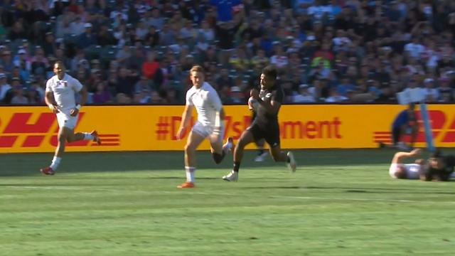 7er-Rugby-WM: Neuseeland überlistet England im Finale