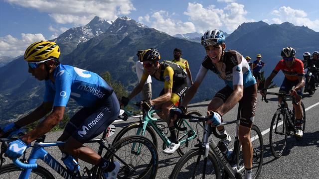 Alle Etappenprofile, Anstiege und Bergwertungen der Tour 2018
