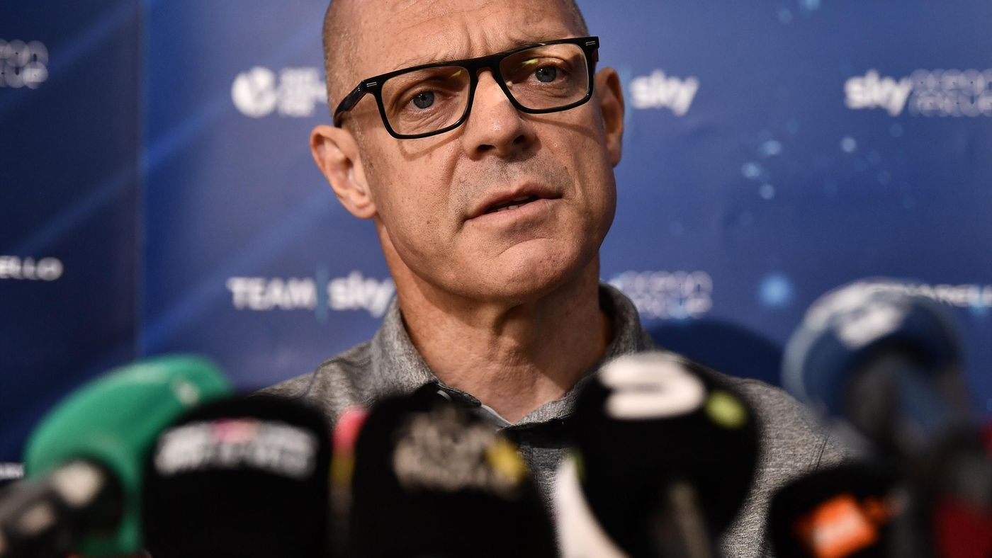 Sir Dave Brailsford has wished Froome well in his recovery