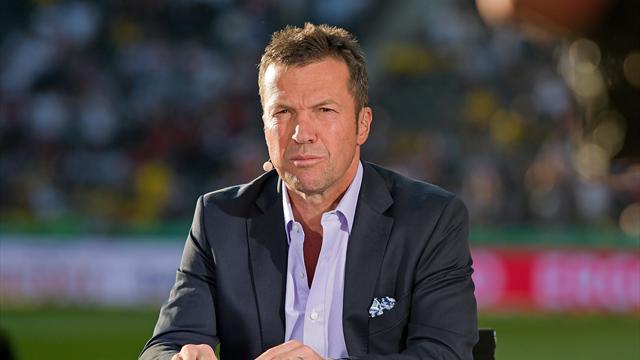 Lothar matth us tzt gegen hasan salihamidzic nichts zu sehen oder zu h ren fu ball - Durch wande horen app ...