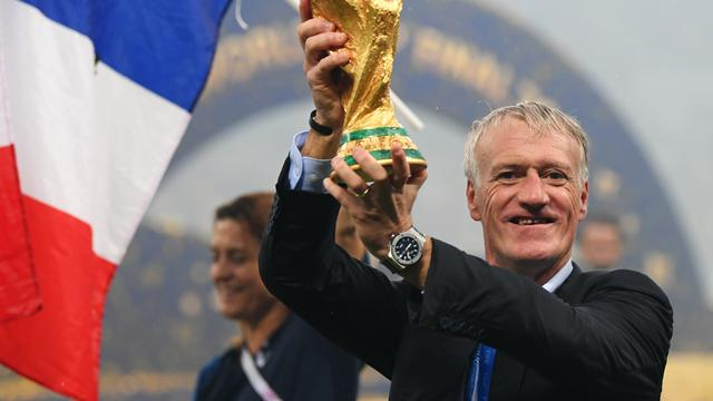 Son métier, ses difficultés, sa longévité, l'identité des Bleus : Deschamps se livre à Eurosport