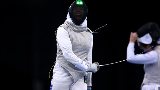 Volpi wins women's foil gold at 2018 Fencing World Championships