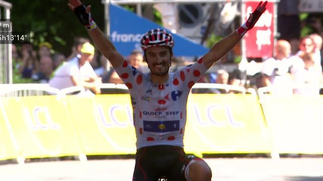 Fransa Bisiklet Turu: 16. etabın son anları