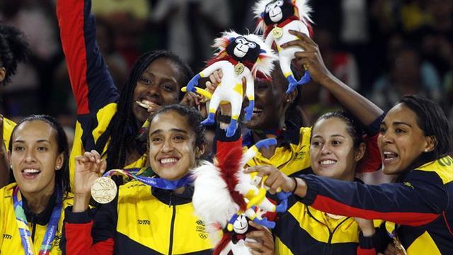 67-65. Colombia destrona a Cuba y gana el oro en el baloncesto femenino de los Centroamericanos