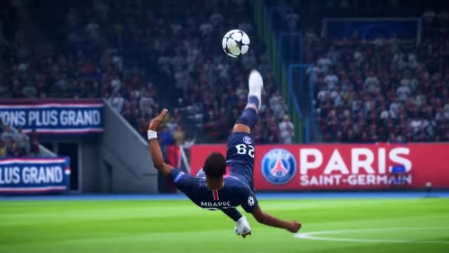 «Больше креатива в каждом движении». EA Sports показала геймплей FIFA 19