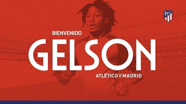 «Атлетико» объявил о трансфере Мартинша