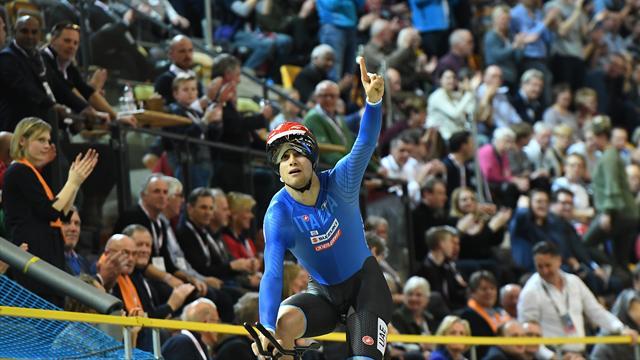 Ganna vola in finale nell'inseguimento e sfiora il record del mondo: stasera LIVE su Eurosport 1