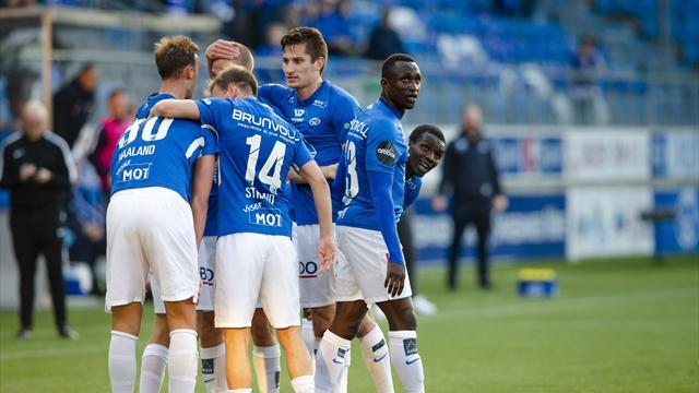 Molde-spiller klar for Eliteserie-konkurrent