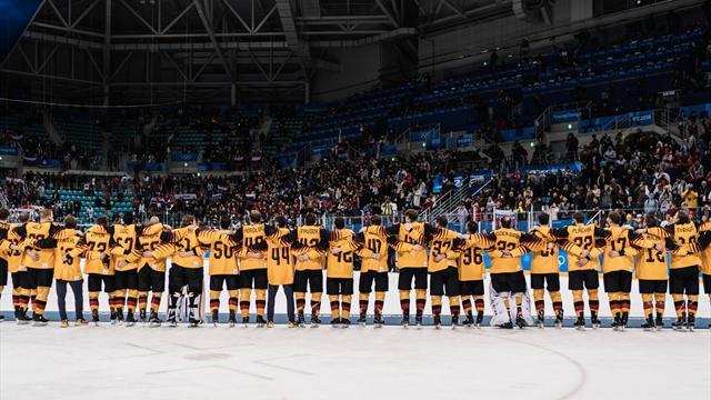 Eishockey-Nationalmannschaft für Goldene Henne nominiert
