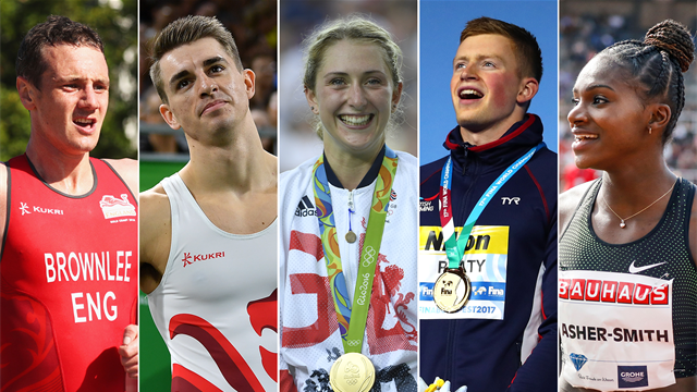 The British stars set to tear up the European Championships
