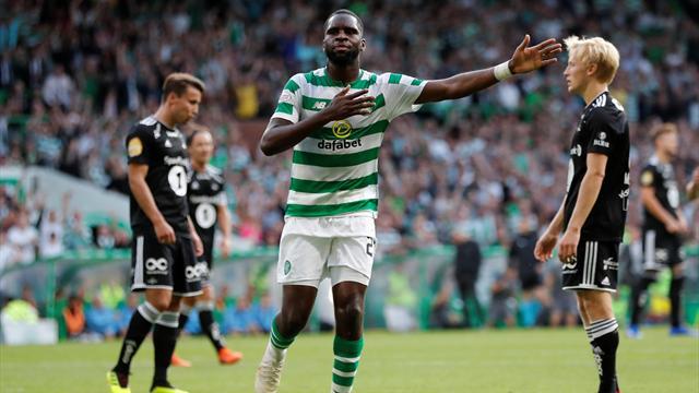 Highlights: Kanonstart ikke nok for Rosenborg mod Celtic