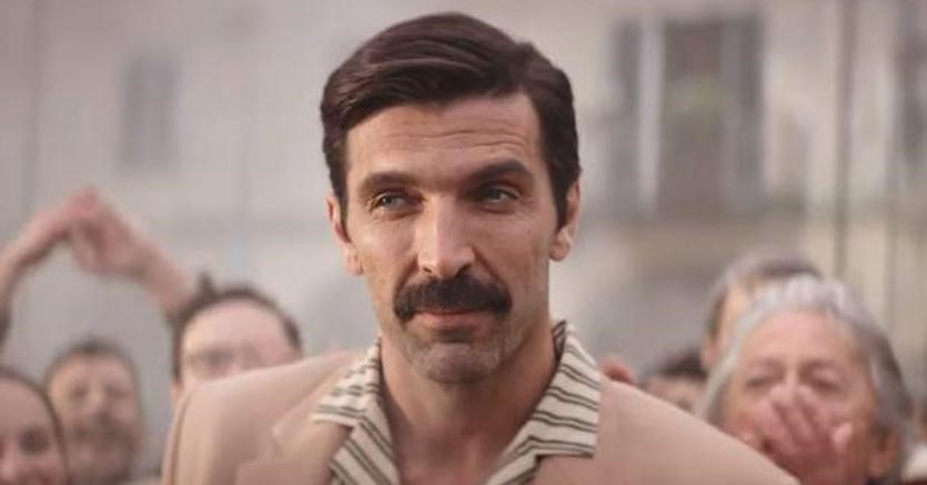 Gianluigi Buffon reklam filminde