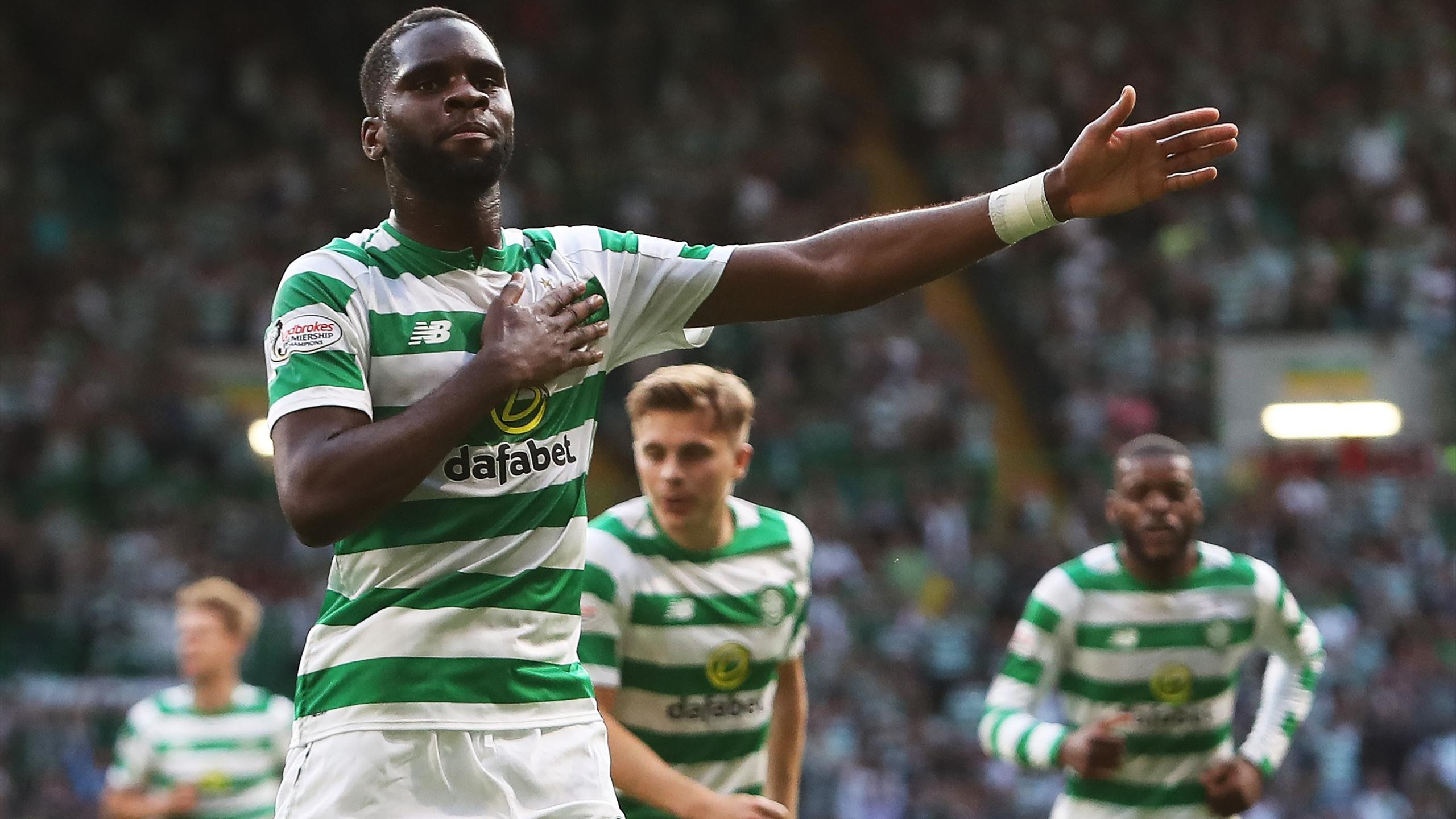 Odsonne Edouard double helps Celtic to two-goal advantage ...