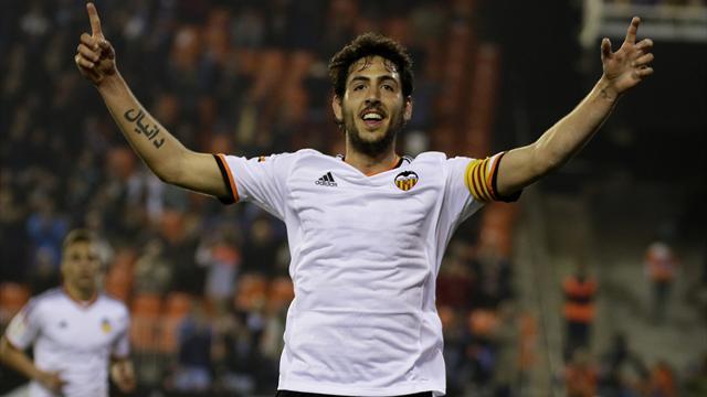 Valence et Parejo, ensemble jusqu'en 2022